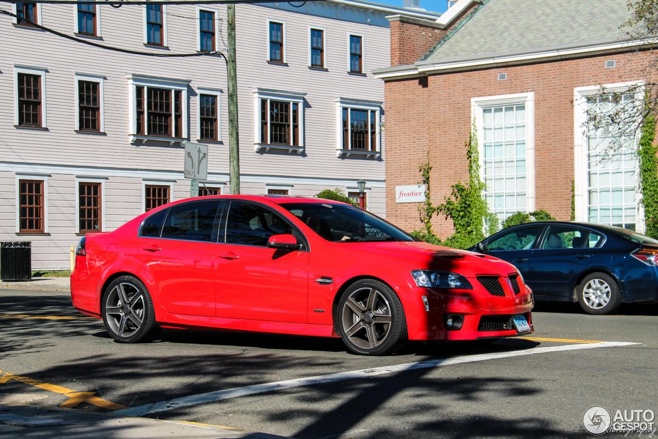 Pontiac G8 Gxp 29 September 2016 Autogespot