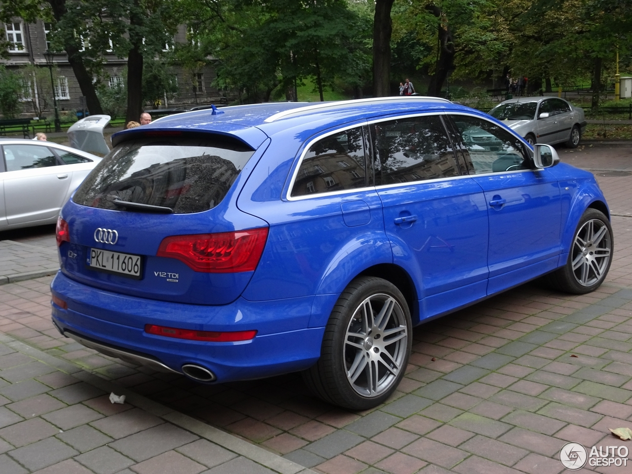 Audi Q7 V12 TDI - 30 September 2016 - Autogespot
