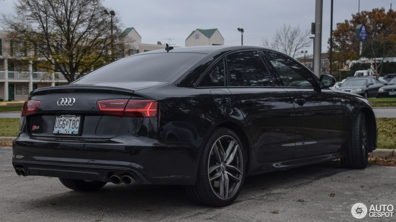 Audi S6 Sedan C7 2015 30 September 2016 Autogespot