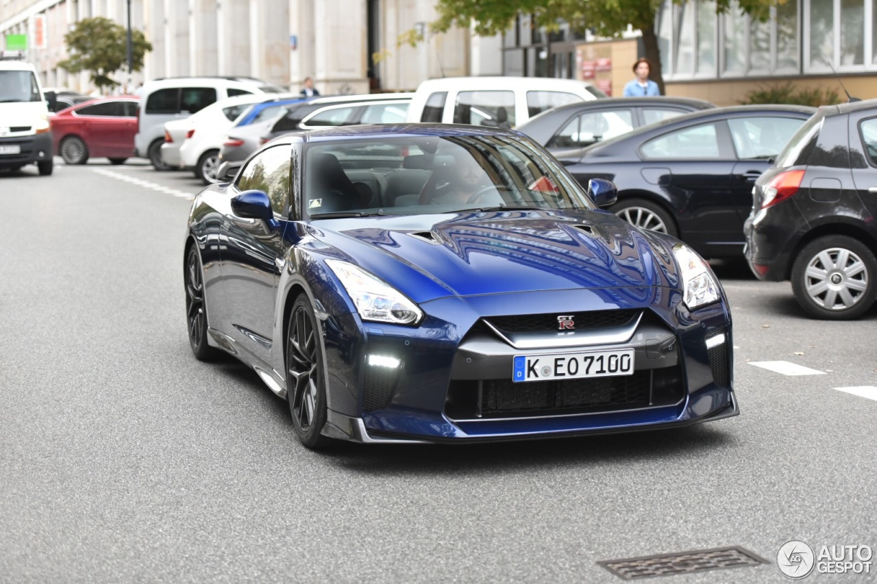 Nissan Gt R 2017 30 September 2016 Autogespot
