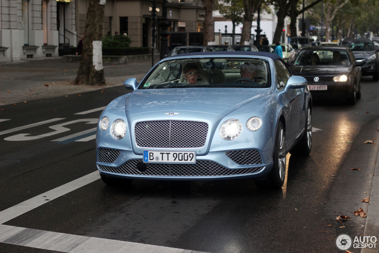 bentley continental gtc 2016 1 october 2016 autogespot. Cars Review. Best American Auto & Cars Review