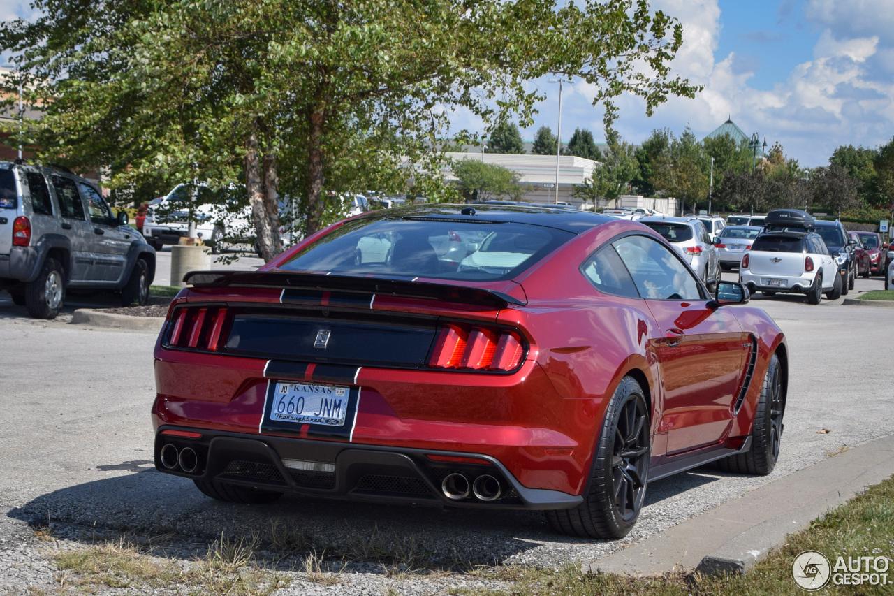 Ford Mustang Shelby GT 350 2017 - 1 October 2016 - Autogespot