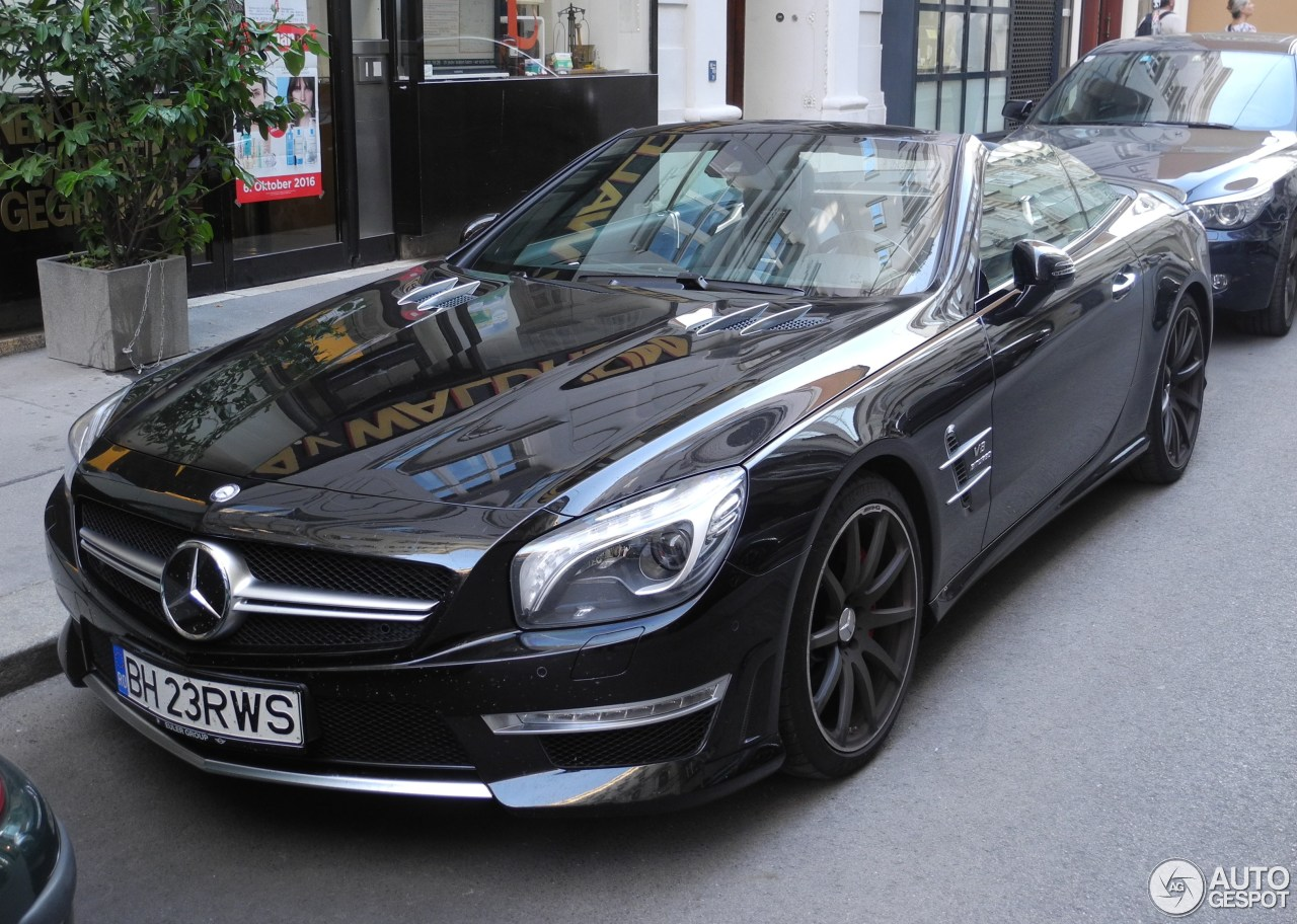 mercedes benz sl 63 amg r231 1 october 2016 autogespot. Black Bedroom Furniture Sets. Home Design Ideas