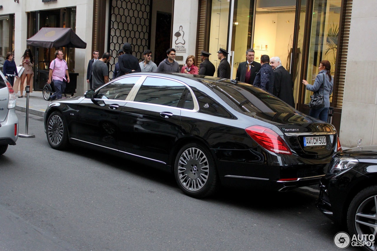 Mercedes maybach s600 1 october 2016 autogespot for 2008 mercedes benz s600 for sale