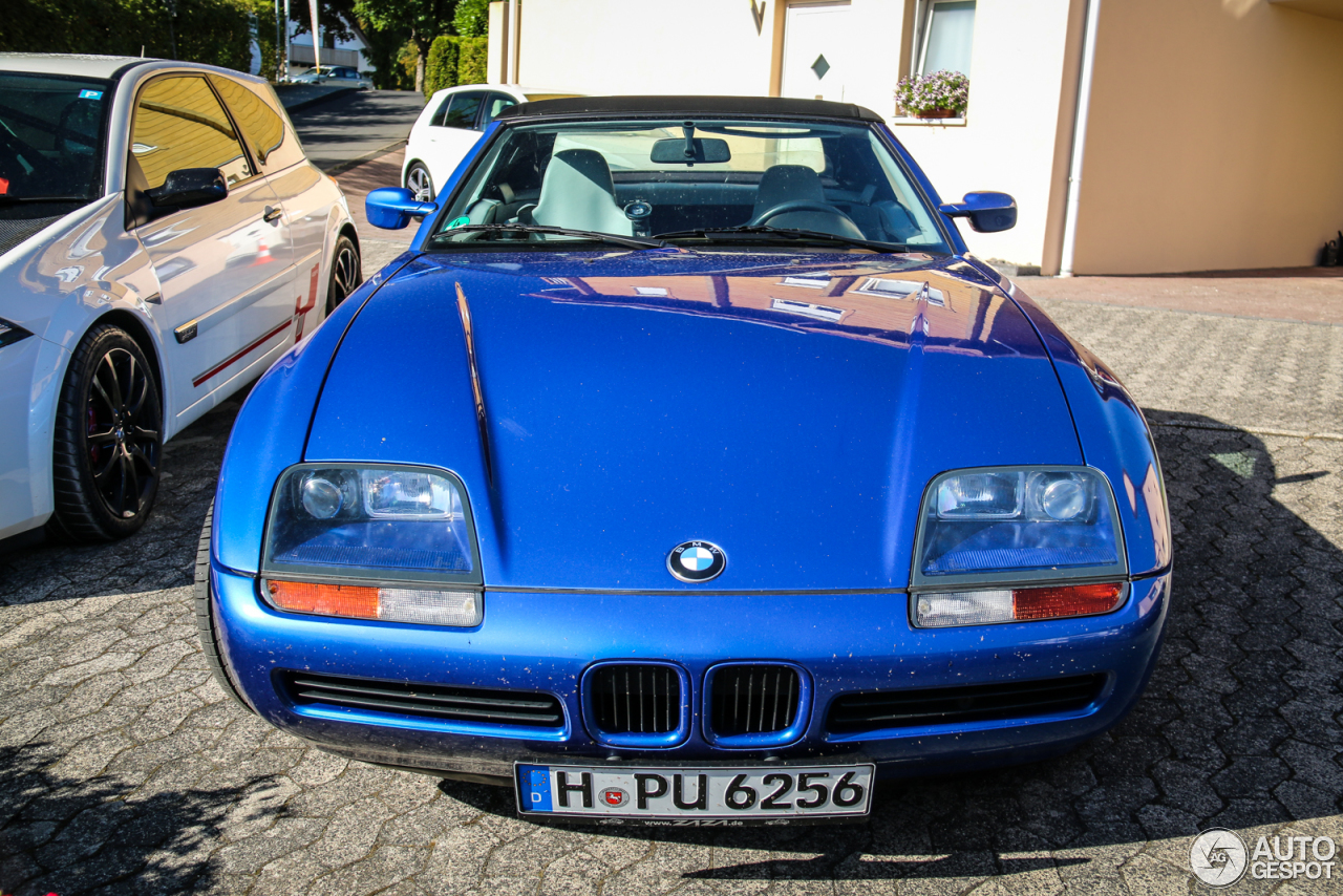BMW Z1 - 2 October 2016 - Autogespot