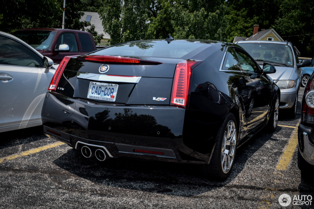 cadillac cts v coup 2 october 2016 autogespot. Black Bedroom Furniture Sets. Home Design Ideas