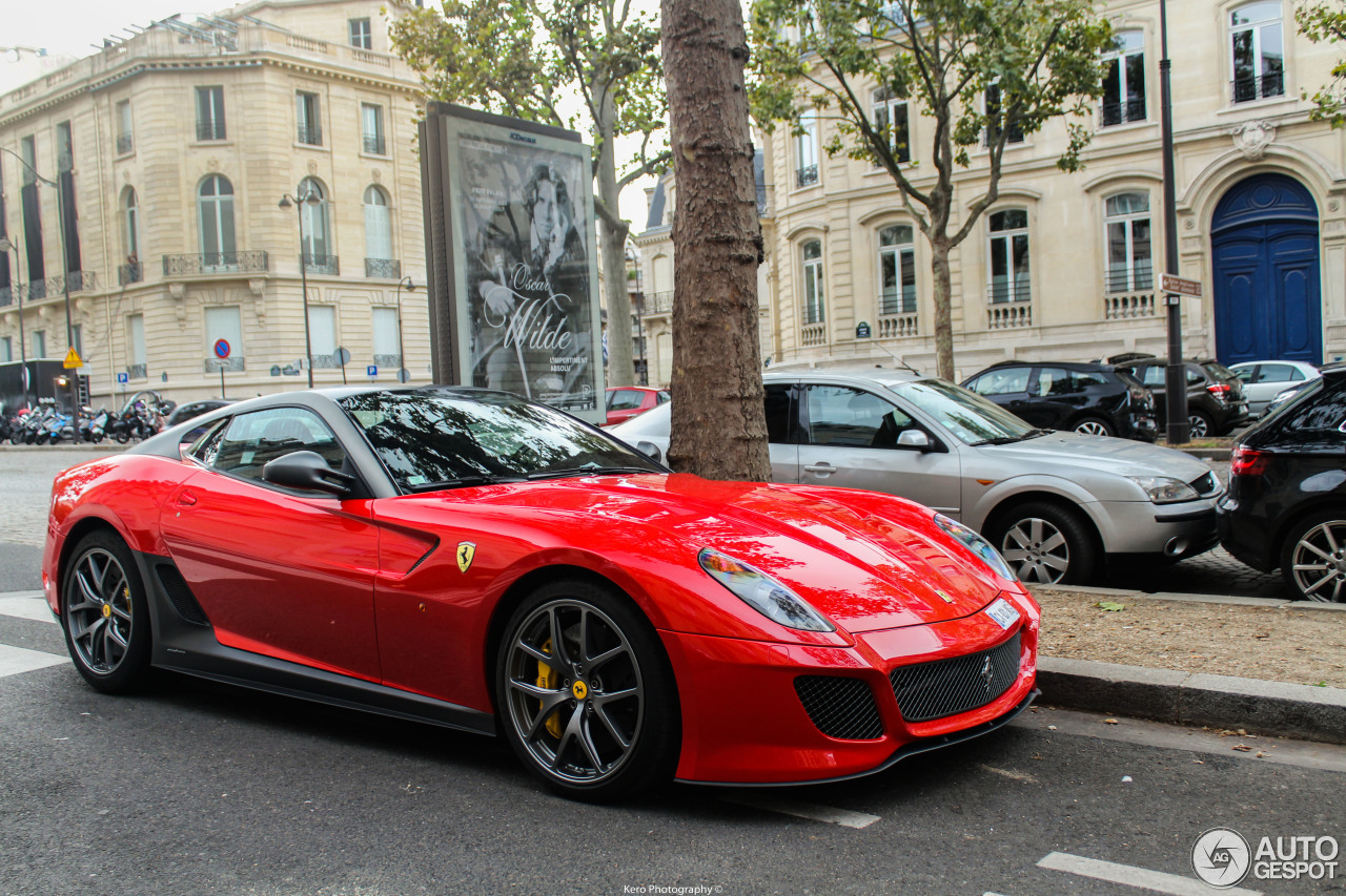 ferrari 599 gto 2 october 2016 autogespot. Black Bedroom Furniture Sets. Home Design Ideas