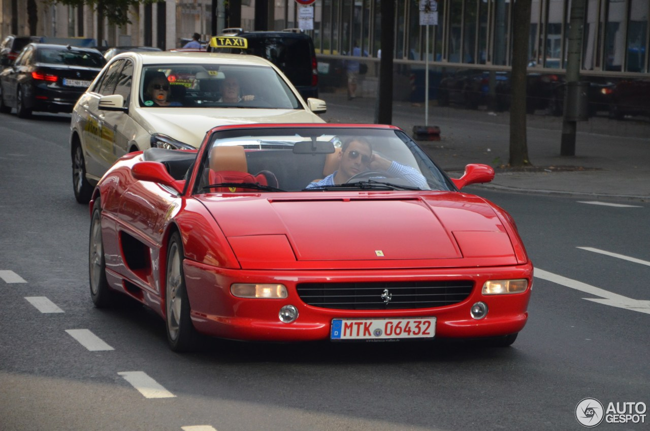 ferrari f355 spider 2 october 2016 autogespot. Black Bedroom Furniture Sets. Home Design Ideas
