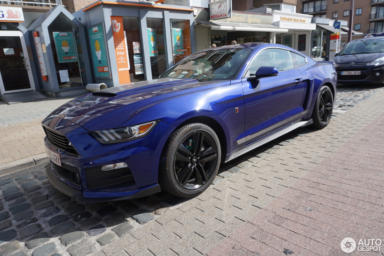 ford mustang roush stage 1 2015 2 october 2016 autogespot. Black Bedroom Furniture Sets. Home Design Ideas