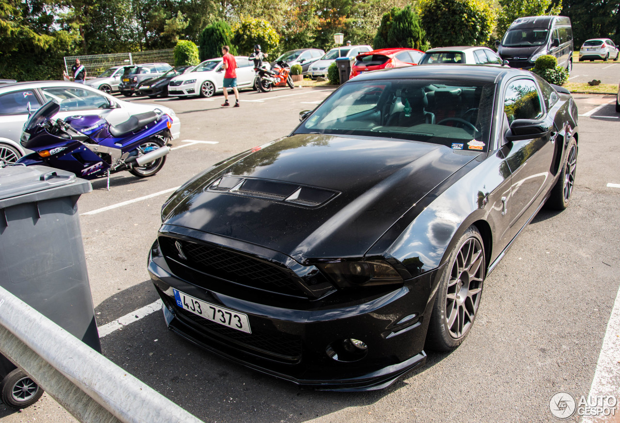 Ford Mustang Shelby Gt500 2010 2 October 2016 Autogespot