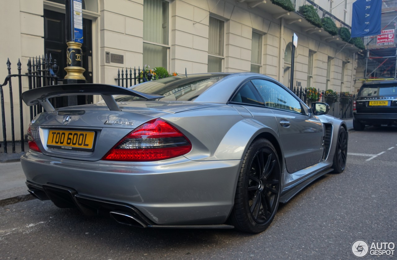 Mercedes benz sl 65 amg black series 2 october 2016 for Mercedes benz sl65 amg black series for sale