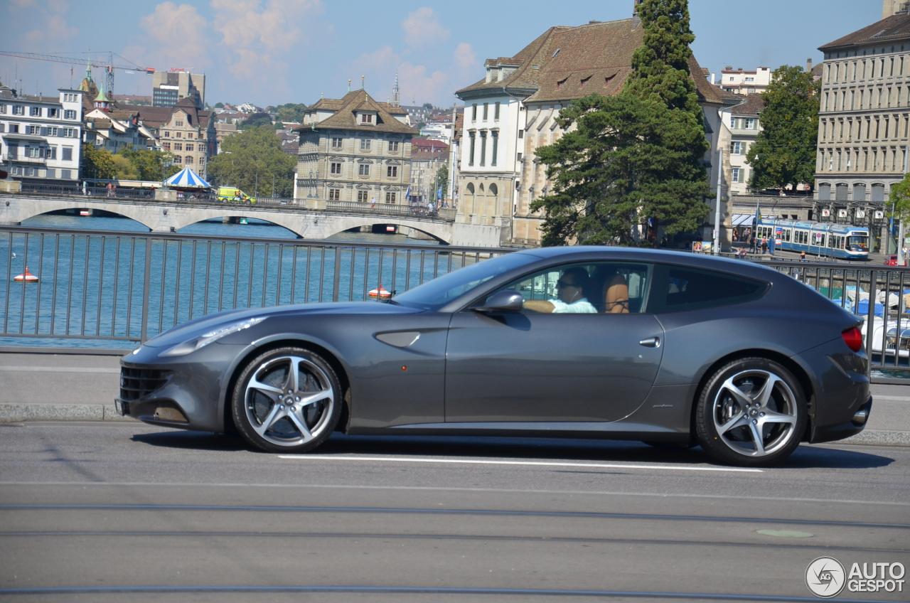 Ferrari Ff 3 October 2016 Autogespot