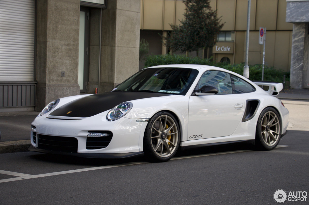 Porsche 997 Gt2 Rs 3 Octobre 2016 Autogespot