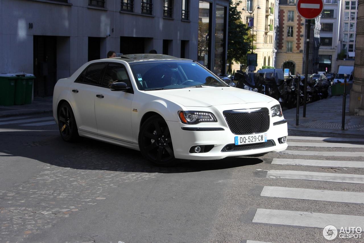 Chrysler 300C SRT8 2013 - 4 October 2016 - Autogespot