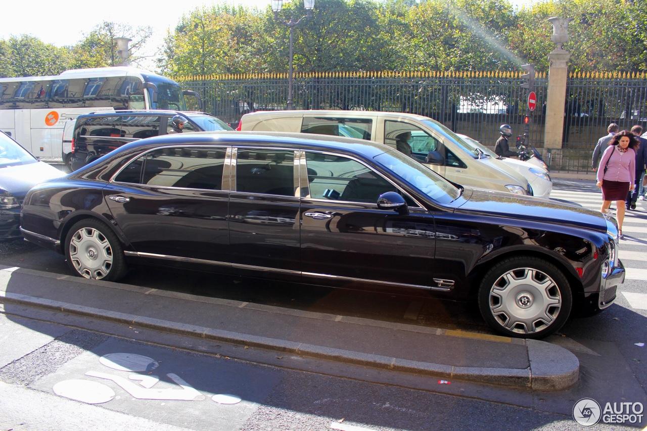 Bentley Mulsanne Grand Limousine 5 October 2016 Autogespot
