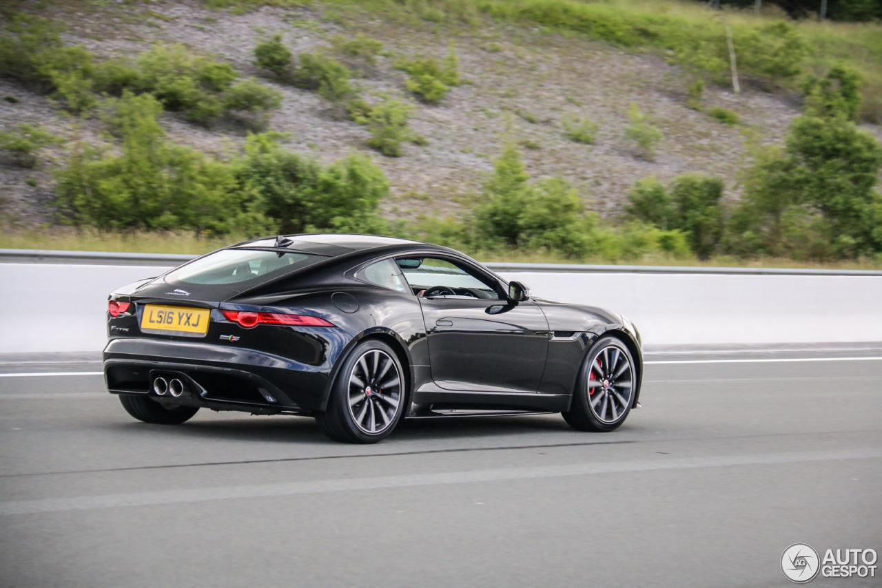 Jaguar F Type S Awd Coup 233 5 October 2016 Autogespot