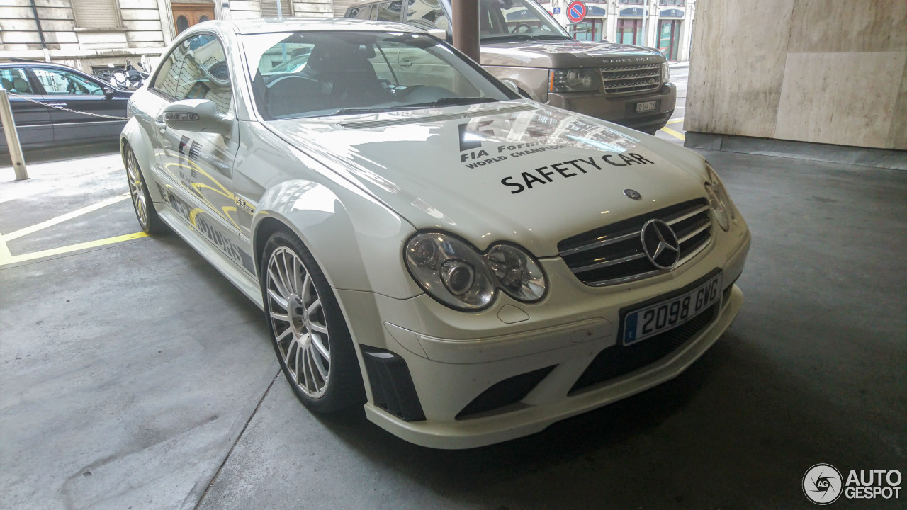 Mercedes benz clk 63 amg f1 safety car 5 october 2016 for Mercedes benz f1