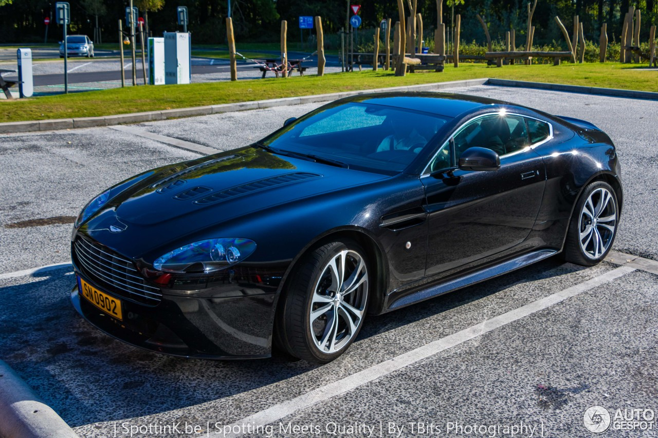 aston martin v12 vantage carbon black edition 7 october. Black Bedroom Furniture Sets. Home Design Ideas