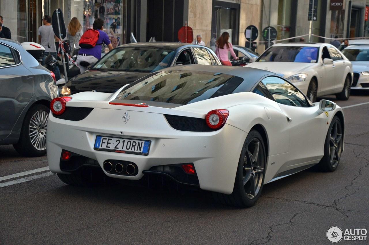 ferrari 458 italia 7 october 2016 autogespot. Cars Review. Best American Auto & Cars Review