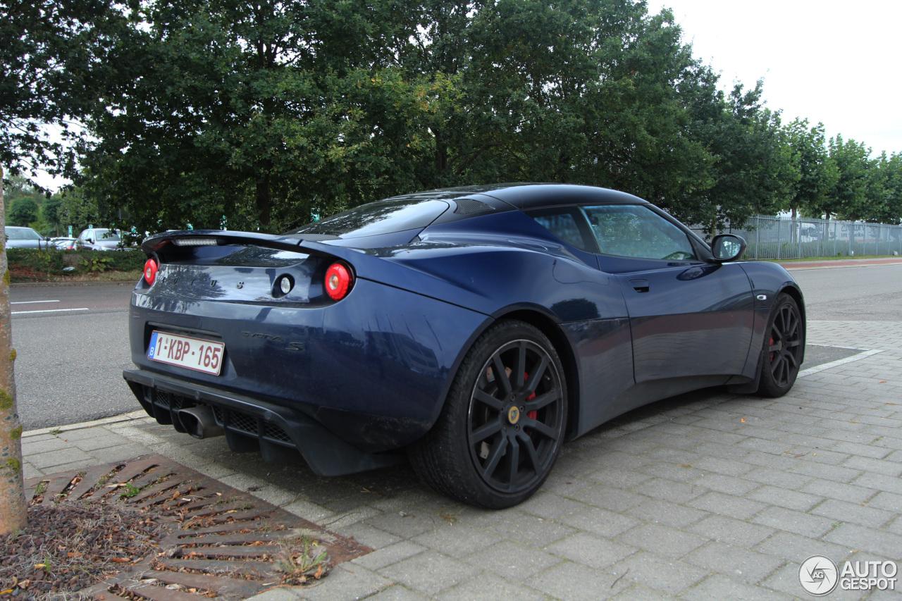 Lotus Evora S Sports Racer - 7 October 2016 - Autogespot