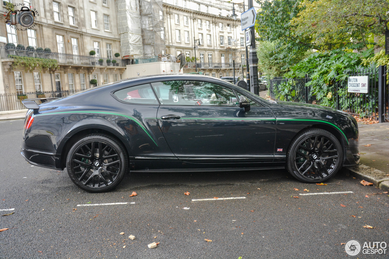 bentley continental gt3 r 8 october 2016 autogespot. Black Bedroom Furniture Sets. Home Design Ideas