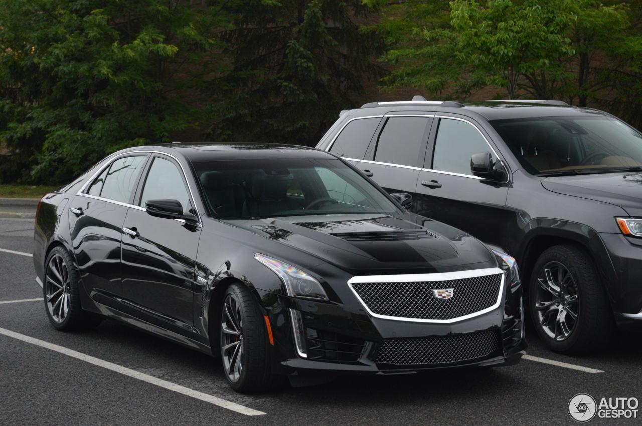 Cadillac CTS-V 2015 - 8 October 2016 - Autogespot