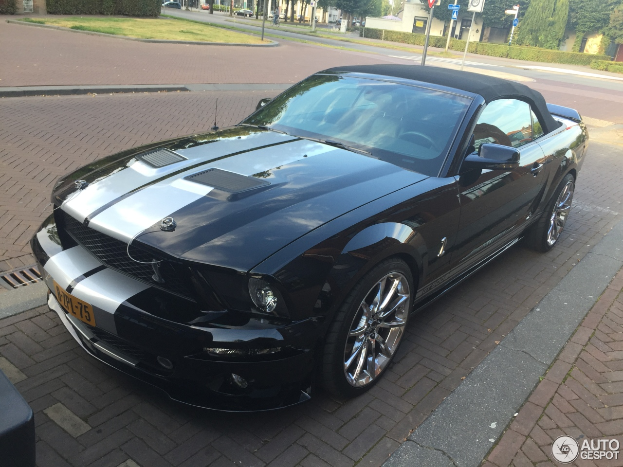 ford mustang shelby gt500 convertible 8 oktober 2016 autogespot. Black Bedroom Furniture Sets. Home Design Ideas