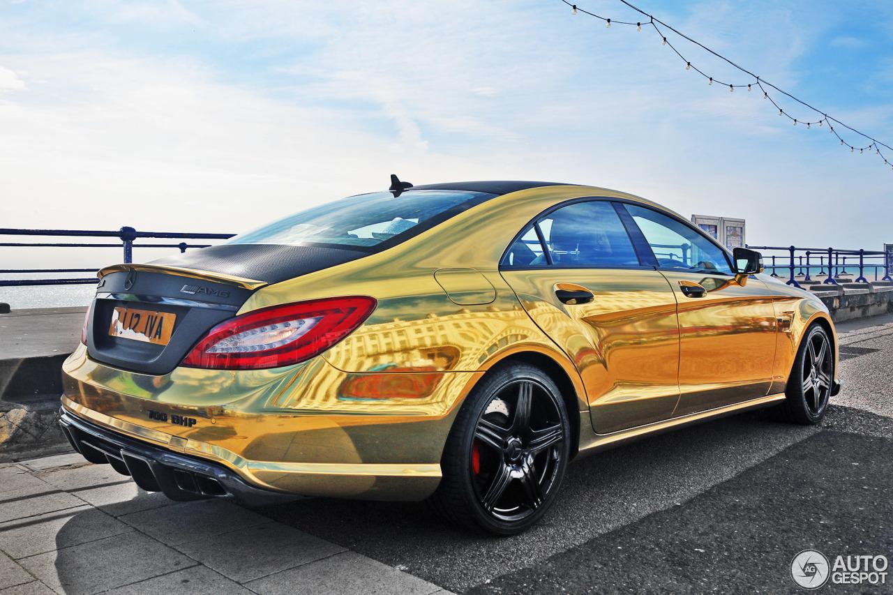 Mercedes Benz Cls 63 Amg C218 8 Oktober 2016 Autogespot