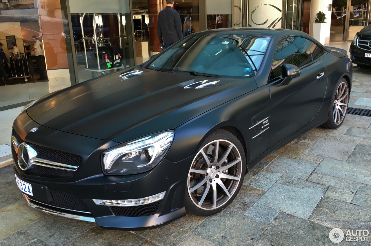 Mercedes benz sl 65 amg r231 8 october 2016 autogespot for Mercedes benz amg 65 price