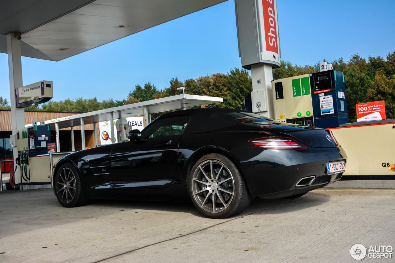 Mercedes Benz Sls Amg Roadster 8 October 2016 Autogespot