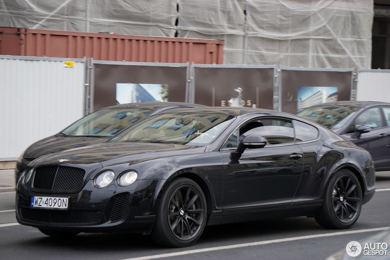 bentley continental supersports coup 9 october 2016 autogespot. Cars Review. Best American Auto & Cars Review