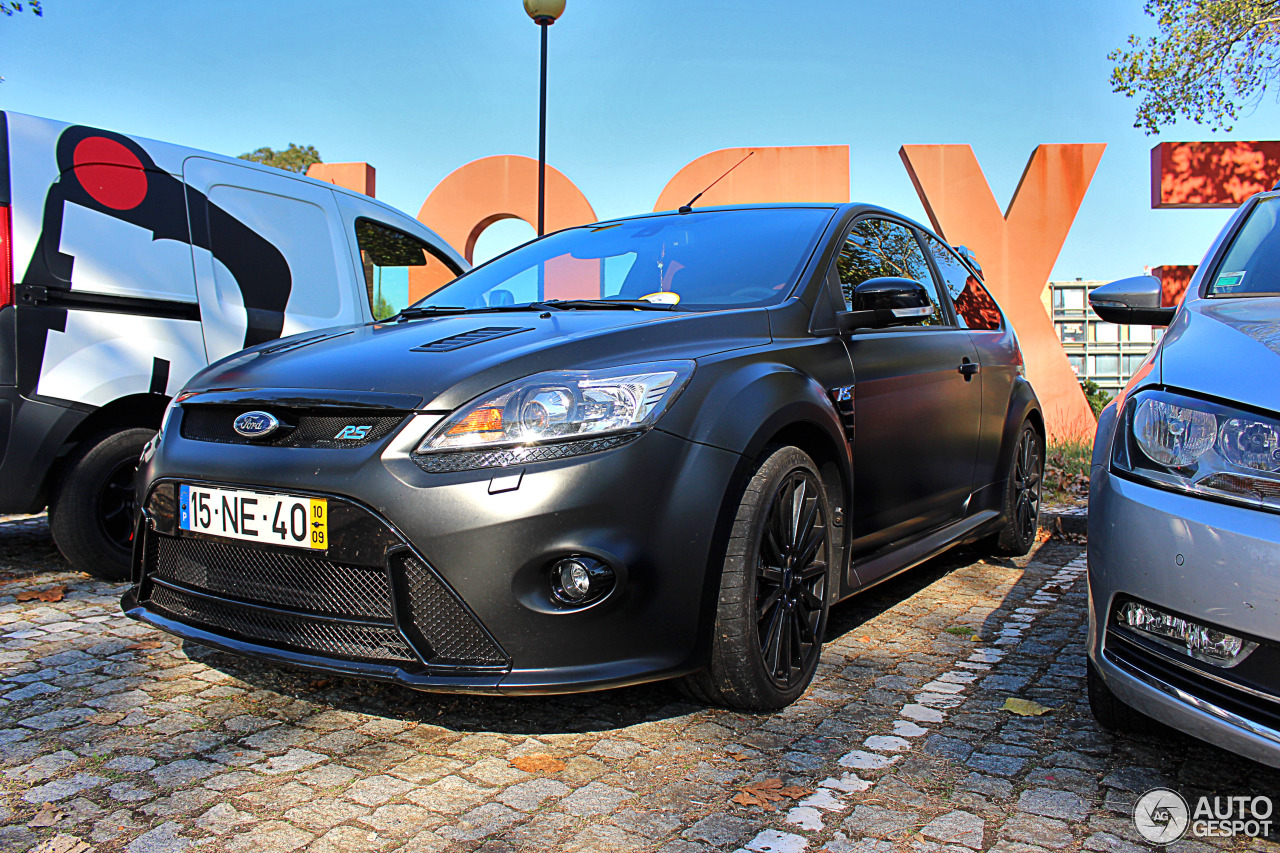 ford focus rs 500 10 oktober 2016 autogespot. Black Bedroom Furniture Sets. Home Design Ideas