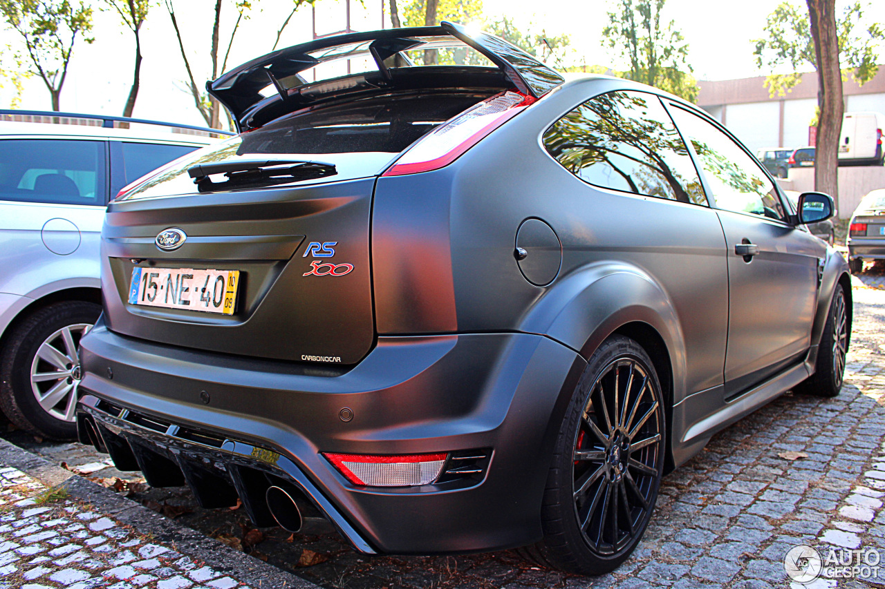 ford focus rs 500 10 october 2016 autogespot. Black Bedroom Furniture Sets. Home Design Ideas