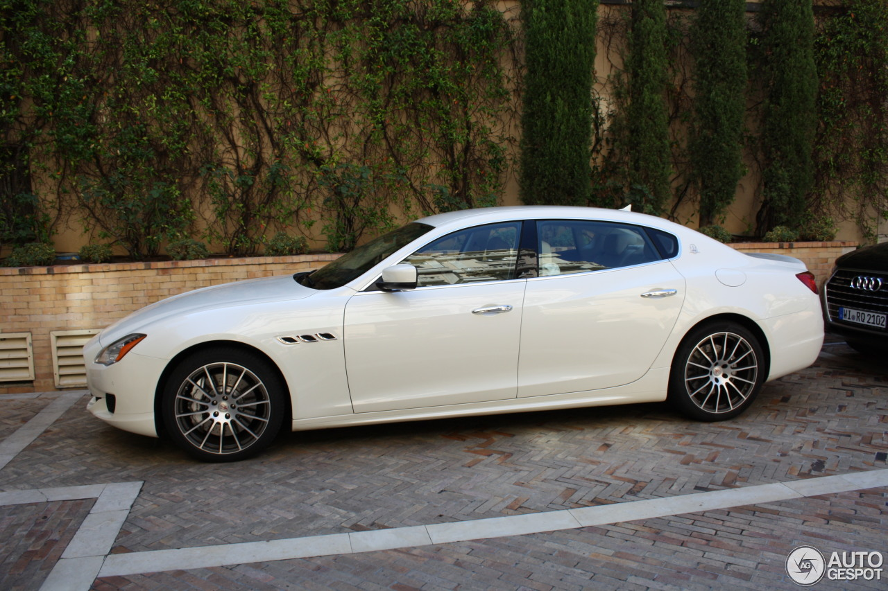 maserati quattroporte gts 2013 10 october 2016 autogespot. Black Bedroom Furniture Sets. Home Design Ideas