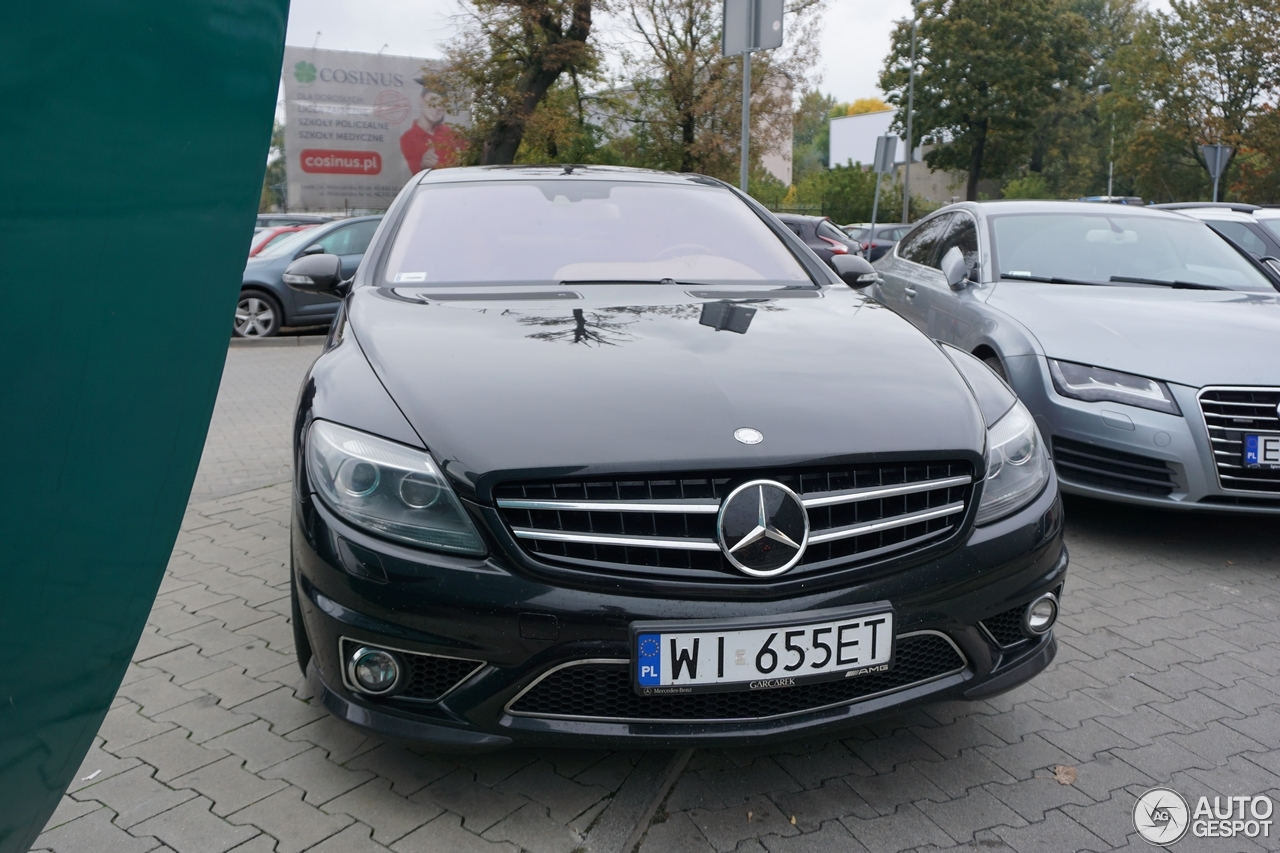 Mercedes Benz Cl 63 Amg C216 10 October 2016 Autogespot