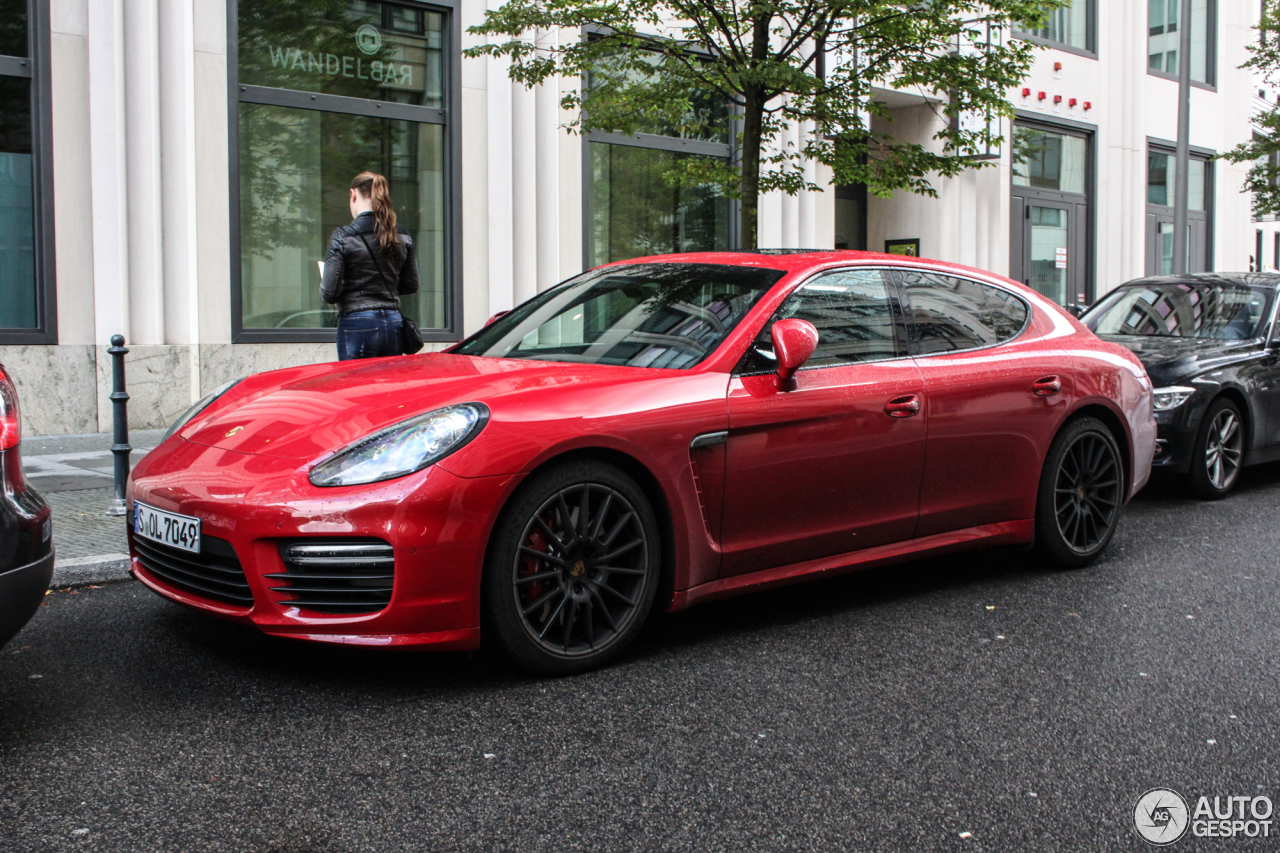 porsche 970 panamera gts mkii 10 oktober 2016 autogespot. Black Bedroom Furniture Sets. Home Design Ideas