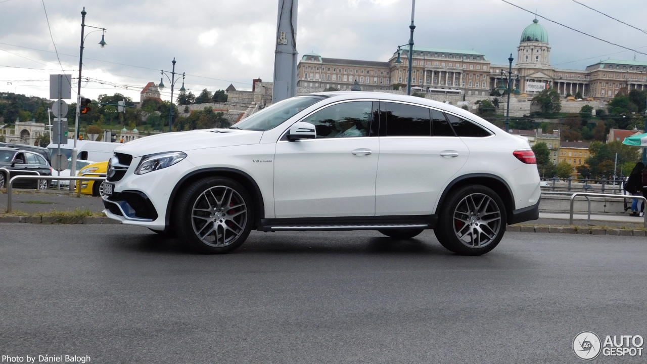 mercedes amg gle 63 s coup 11 october 2016 autogespot. Black Bedroom Furniture Sets. Home Design Ideas
