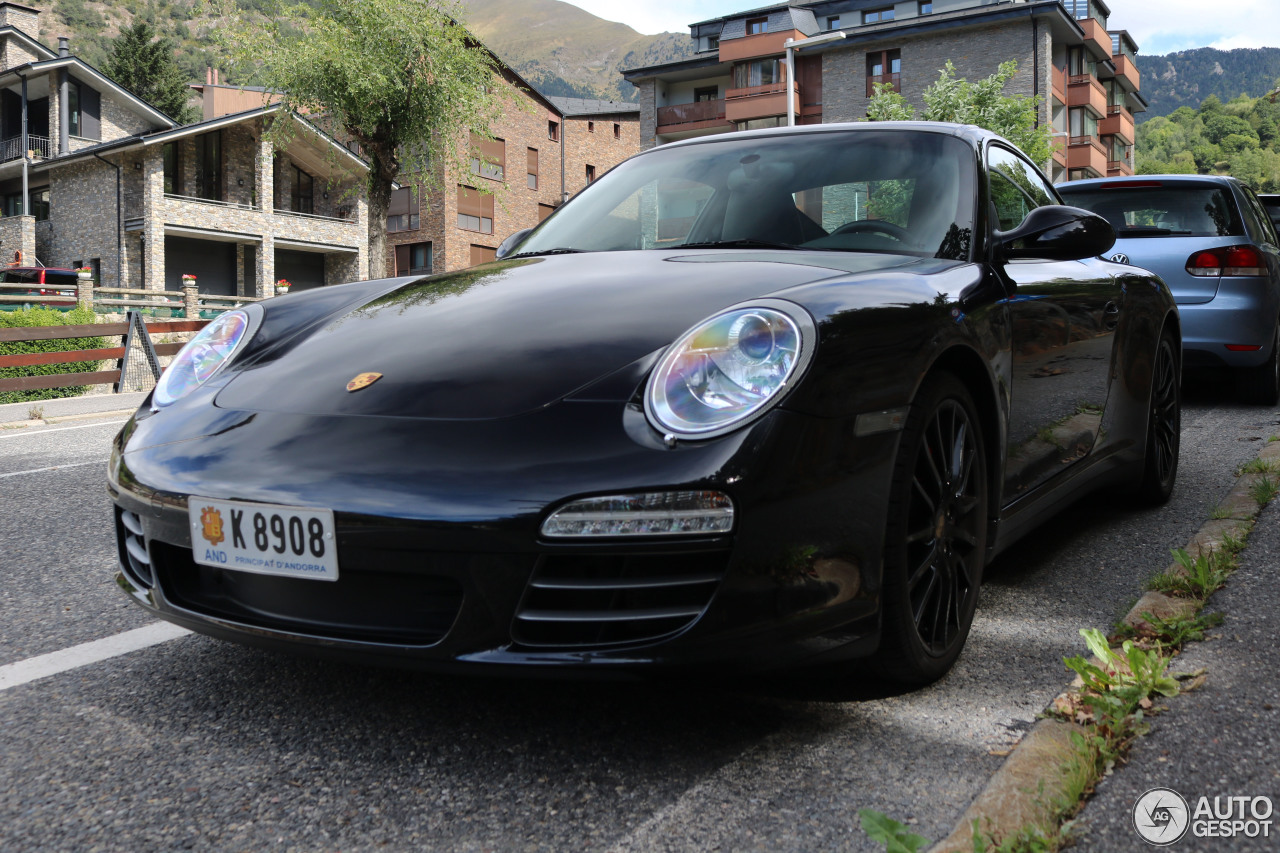 porsche 997 carrera 4s mkii 11 october 2016 autogespot. Black Bedroom Furniture Sets. Home Design Ideas
