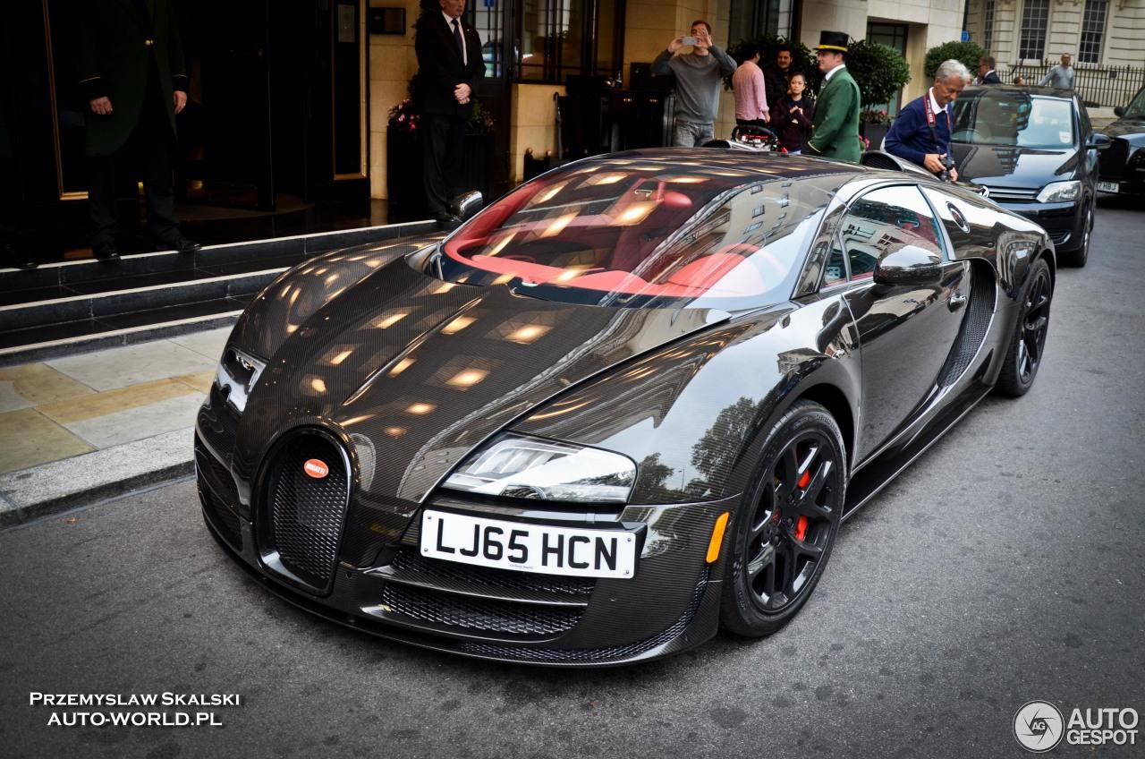 bugatti veyron 16 4 grand sport vitesse 12 oktober 2016 autogespot. Black Bedroom Furniture Sets. Home Design Ideas