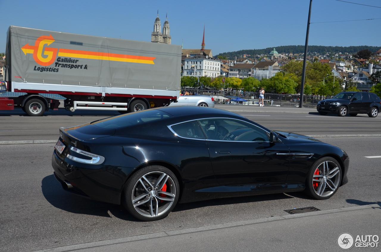 Aston Martin Virage 2011 15 October 2016 Autogespot