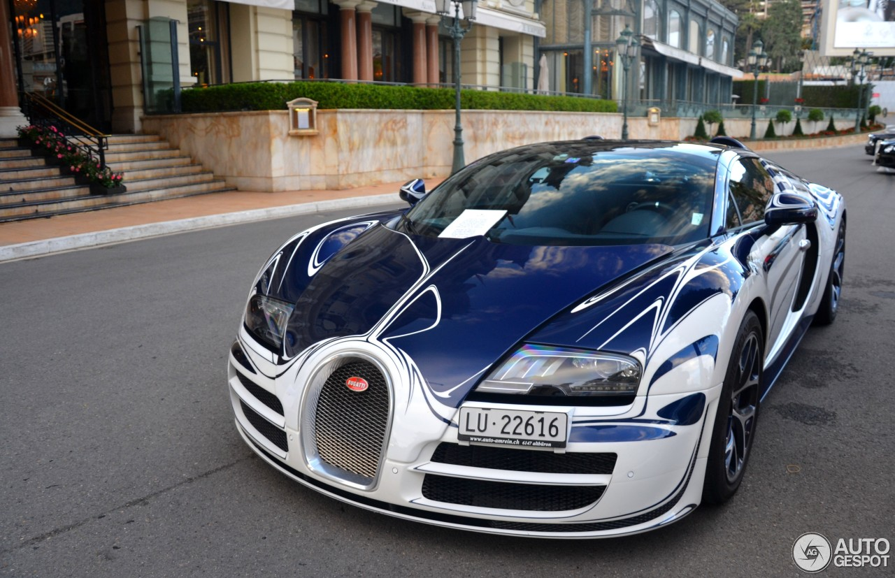 bugatti veyron 16 4 grand sport vitesse 16 octobre 2016 autogespot. Black Bedroom Furniture Sets. Home Design Ideas