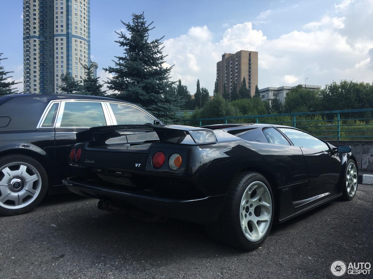 Lamborghini Diablo Vt 6 0 16 October 2016 Autogespot