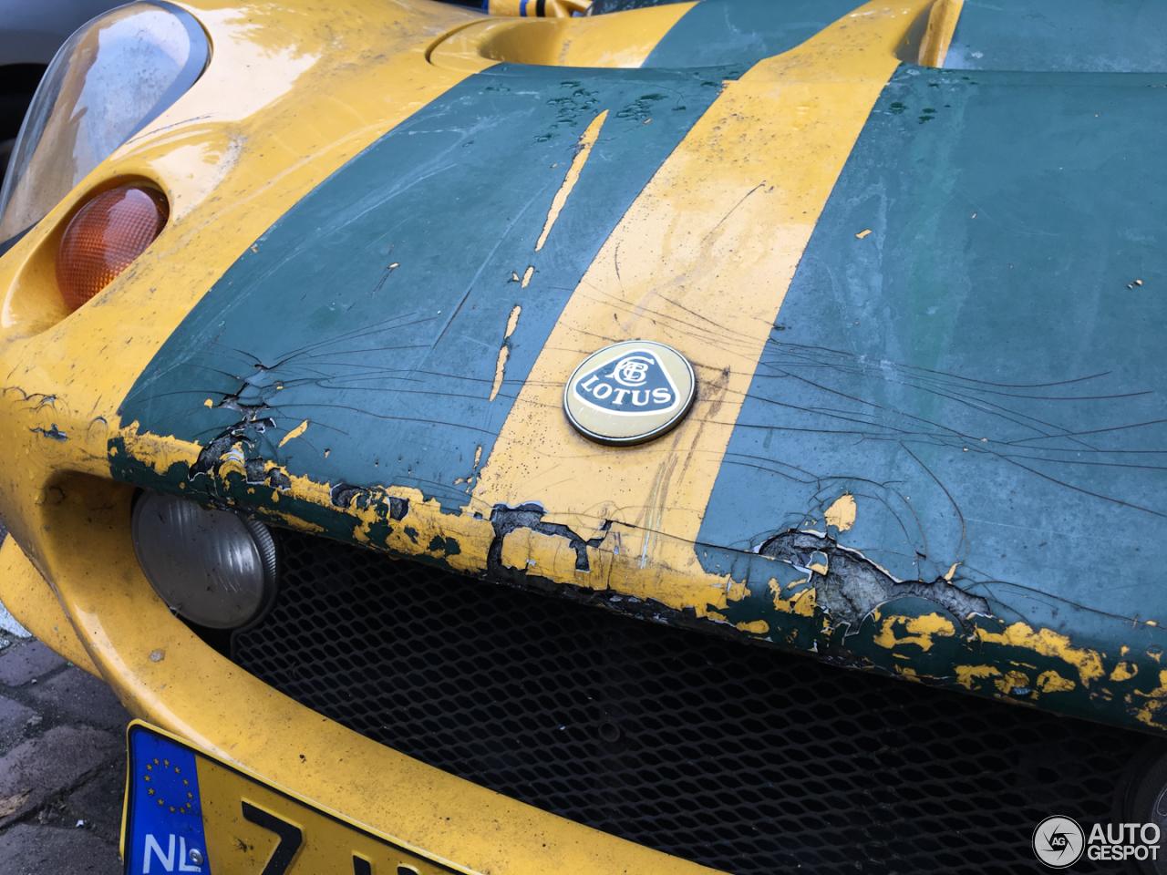 Lotus Elise S1 ... 2017 Lotus Elise Weight