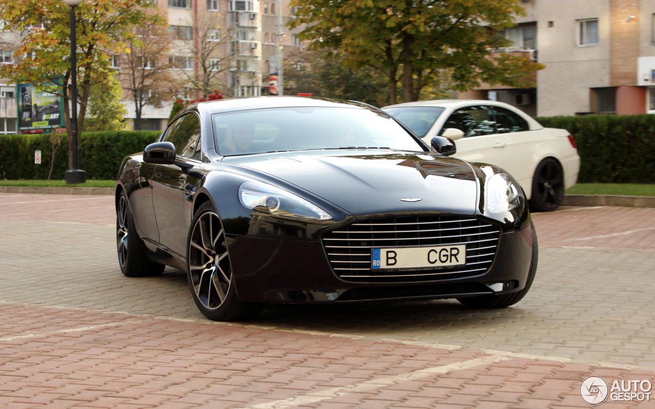 aston martin rapide s 17 october 2016 autogespot. Cars Review. Best American Auto & Cars Review
