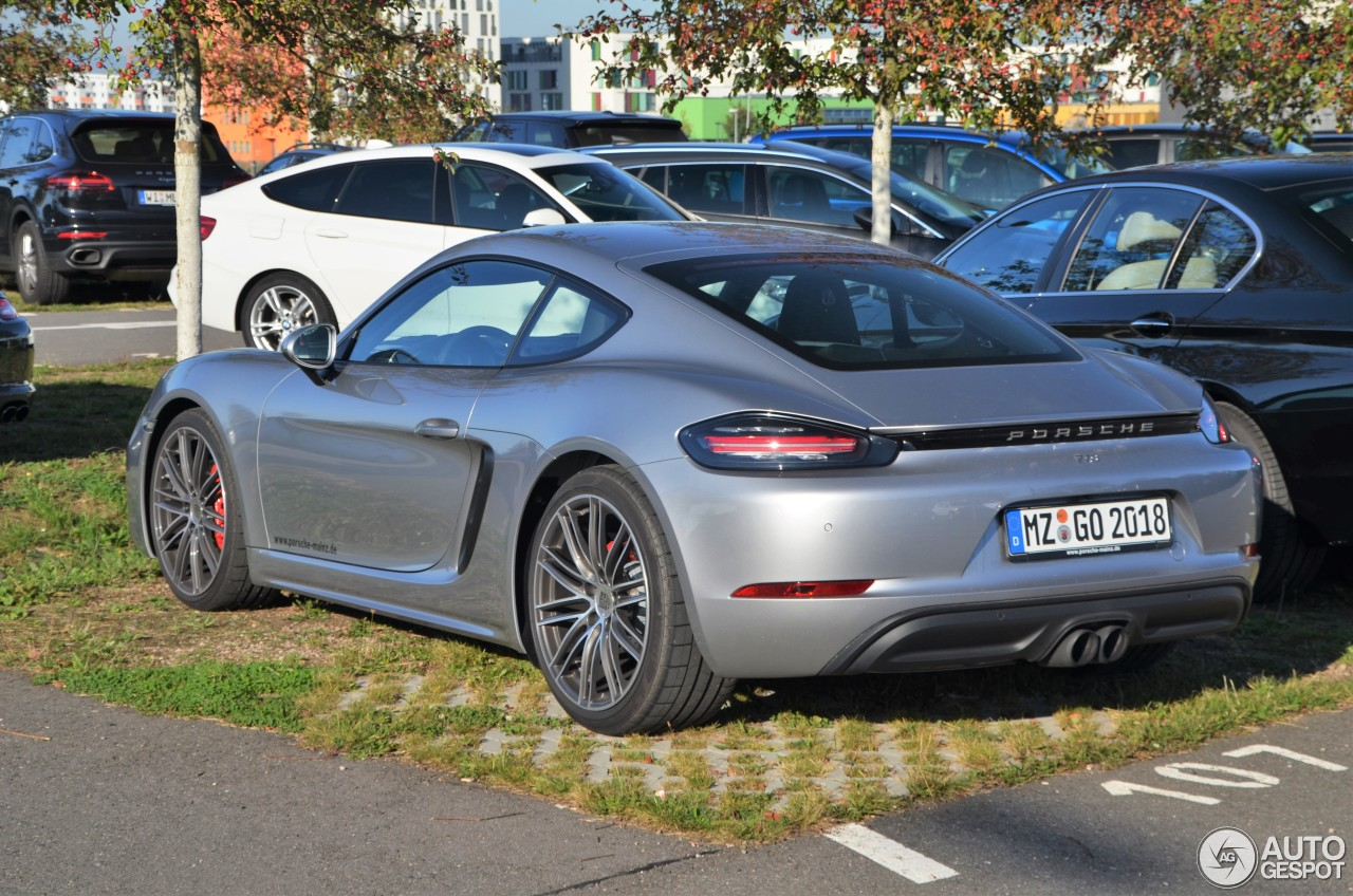 2018 porsche 718 cayman. beautiful porsche 3 i porsche 718 cayman s throughout 2018 porsche cayman 1