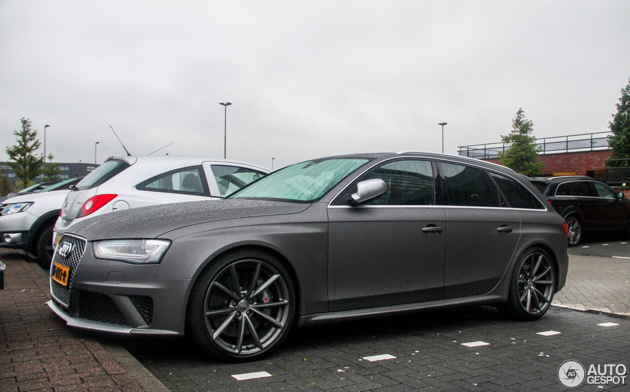 audi rs4 avant b8 18 october 2016 autogespot. Black Bedroom Furniture Sets. Home Design Ideas