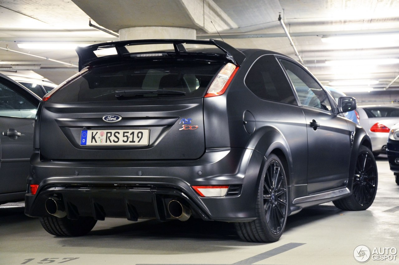 ford focus rs 500 18 oktober 2016 autogespot. Black Bedroom Furniture Sets. Home Design Ideas