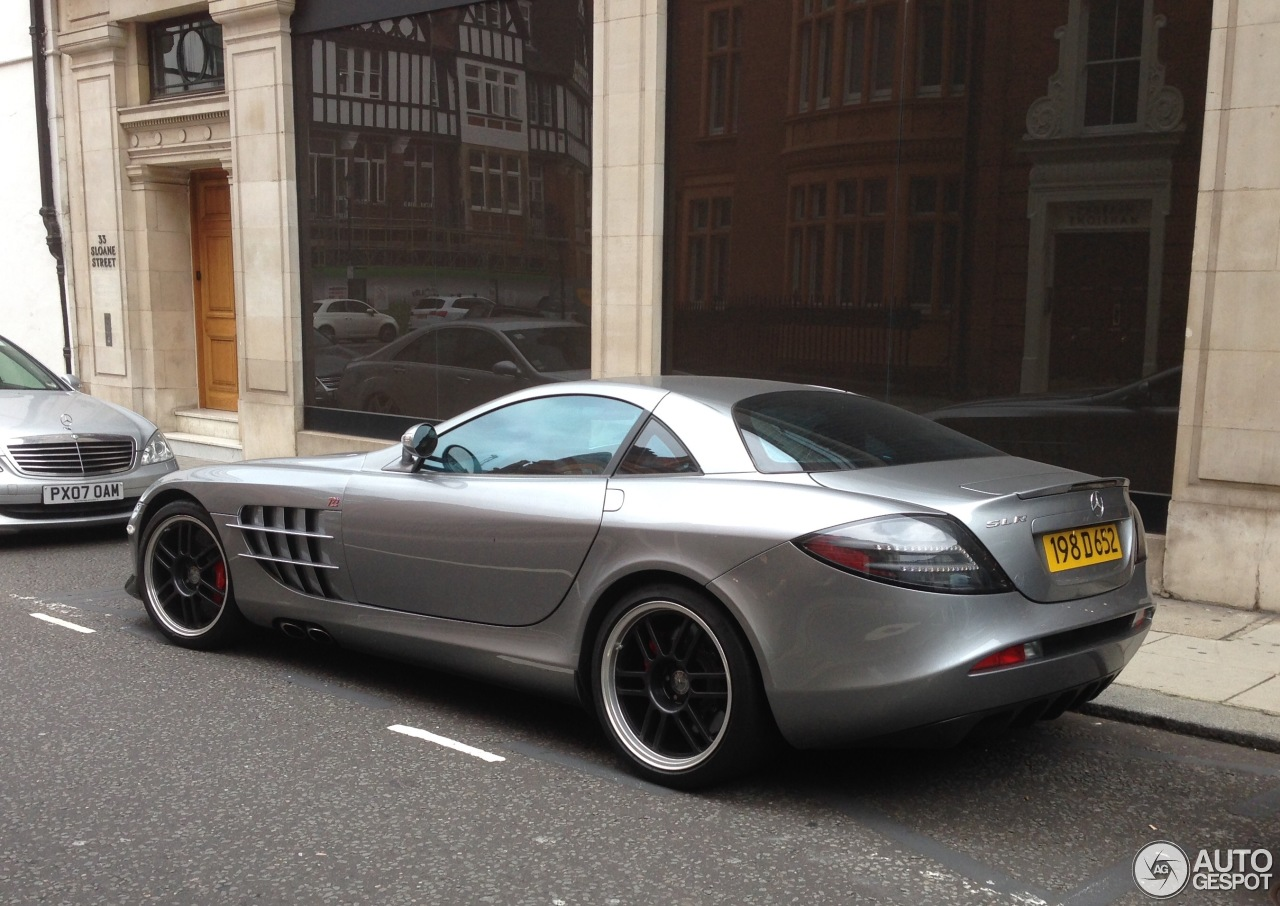 mercedes benz slr mclaren 722 edition 18 october 2016 autogespot. Cars Review. Best American Auto & Cars Review