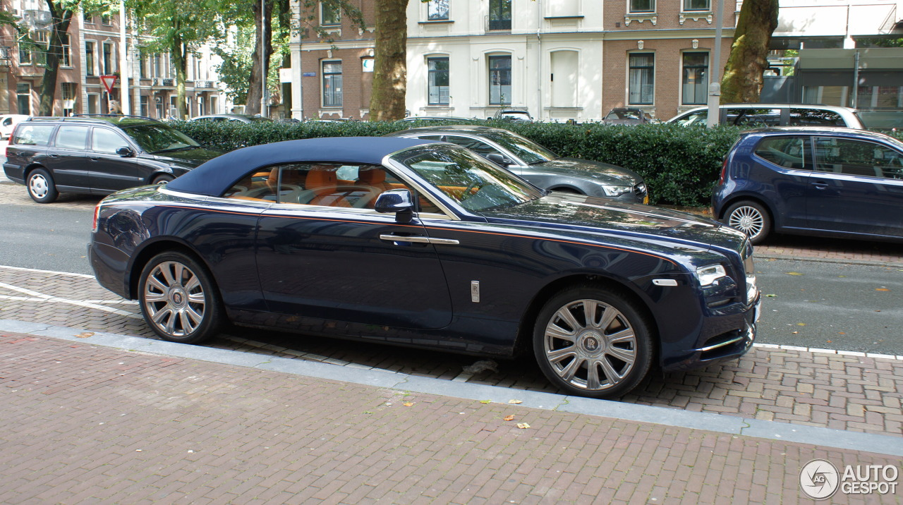 rolls royce dawn 18 octobre 2016 autogespot. Black Bedroom Furniture Sets. Home Design Ideas