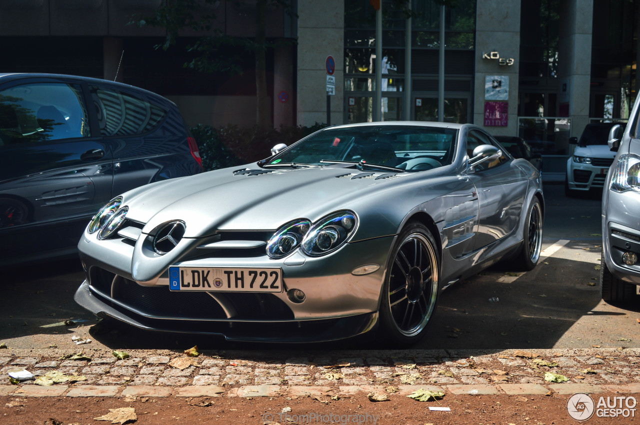 Mercedes benz slr mclaren 722 edition 19 october 2016 for Mercedes benz slr mclaren price